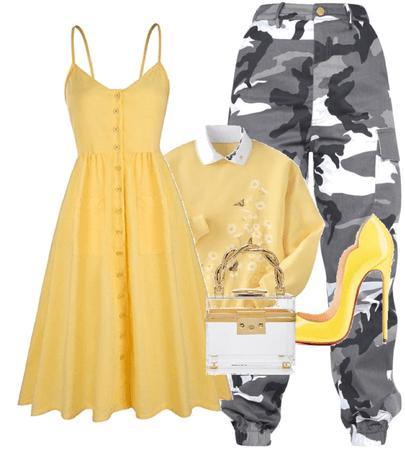 Yellow please