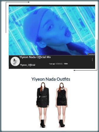 Yiyeon Nada Mv Outfits