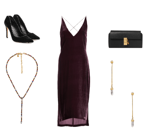 Jamie's Gala Outfit