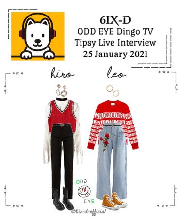 ODD EYE [오드아이] Dingo TV 210125