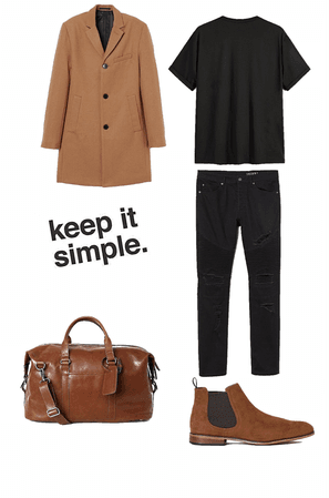H&M Men's Look 1