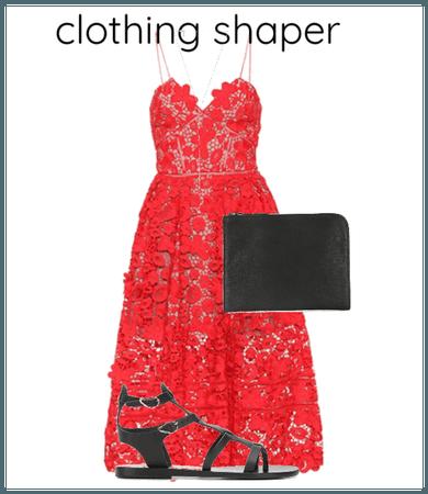 Clothing shaper