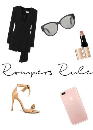Rompers Rule #1