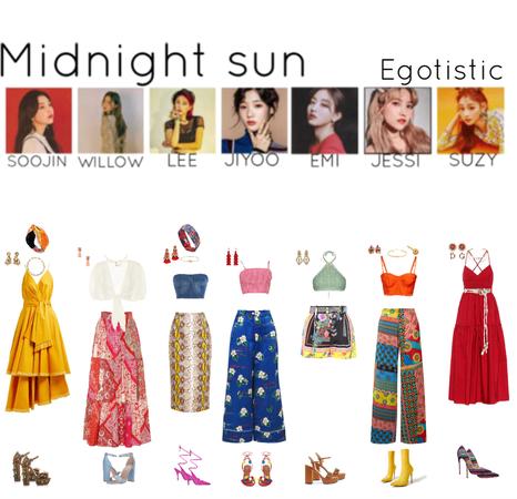 Egotistic( Midnight sun)