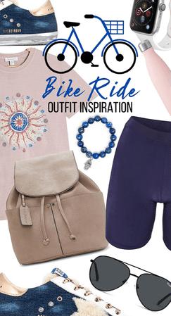 #outfit inspo #bikeride