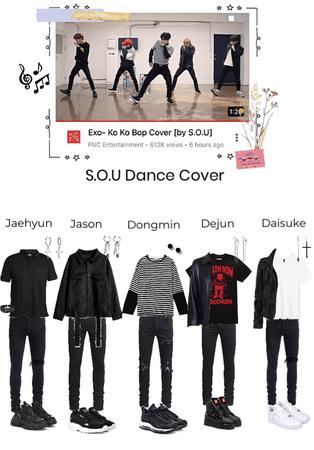Exo- Ko Ko Bop dance cover