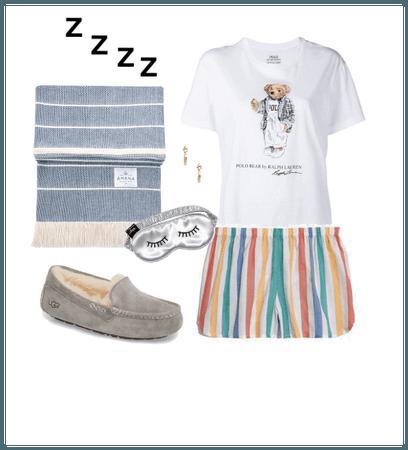 Z's & P's (sleep & pajamas)