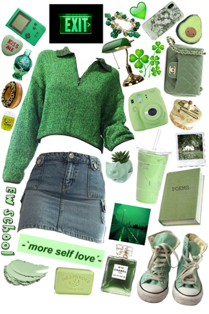 green 🍀💚