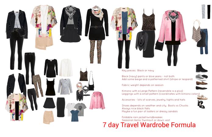 7 Day Travel Formula