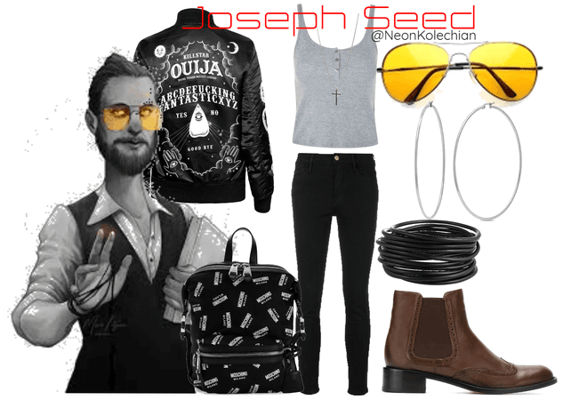 Joseph Seed Inspired - Back To School