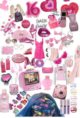 pink 2000s