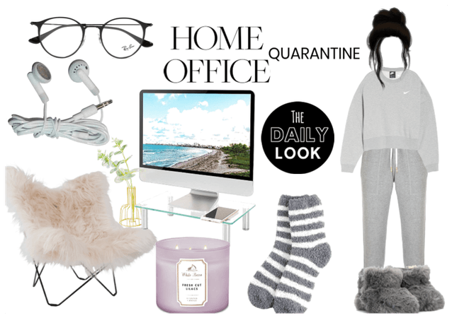 #homeofficestyle challenge entry