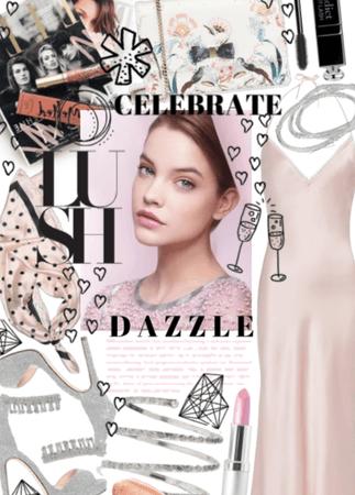 Dazzling, Lush Pink