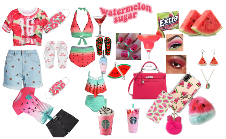 #watermelonstyle