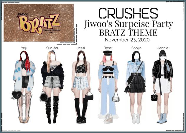 Crushes (호감) | Jiwoo's Surprise Party