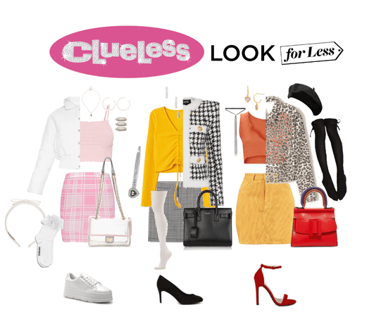 Clueless Looks for Less