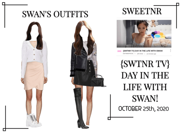{SWTNR TV} DAY IN THE LIFE WITH SWAN!