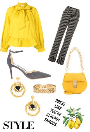 Yellow Fashun