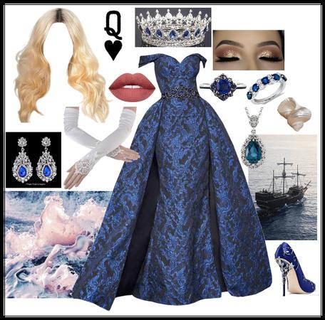Queen Sapphira 01
