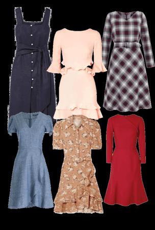 Macy's dress wardrobe