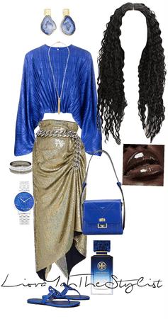 Sapphire Chic