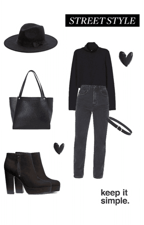 Black Fall H&M