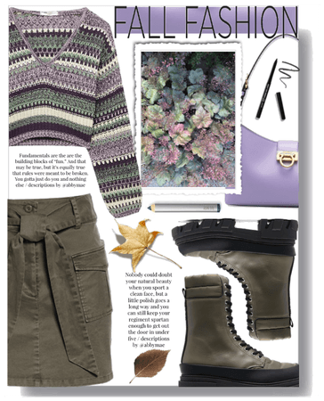 Fall trends IV.