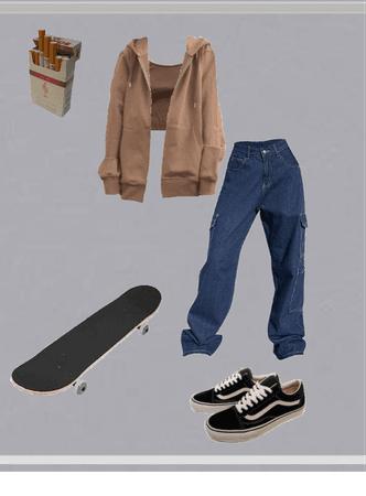 skating ~