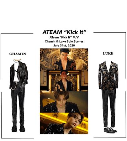 "ATeam ""Kick It"" M/V Outfits"