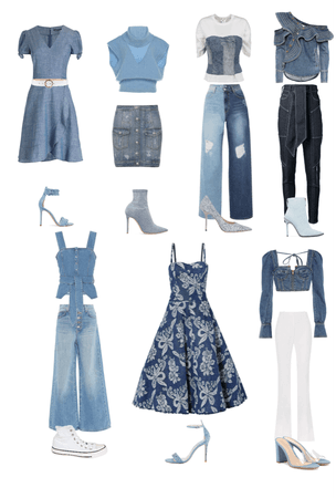 girl group outfits