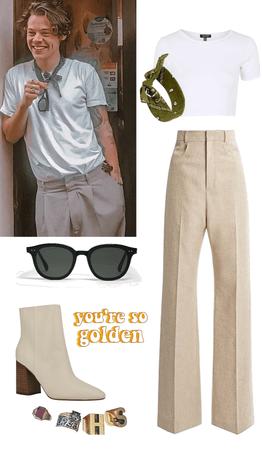 harry styles inspired