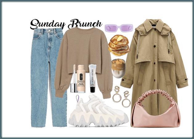 Sunday Brunch.