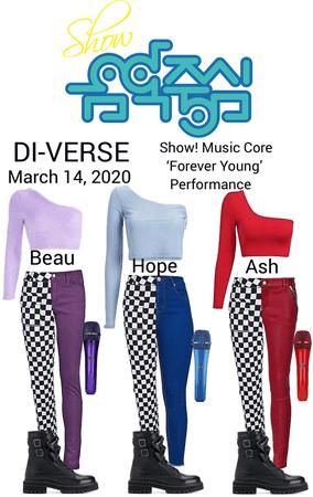 DI-VERSE Show! Music Core Performance