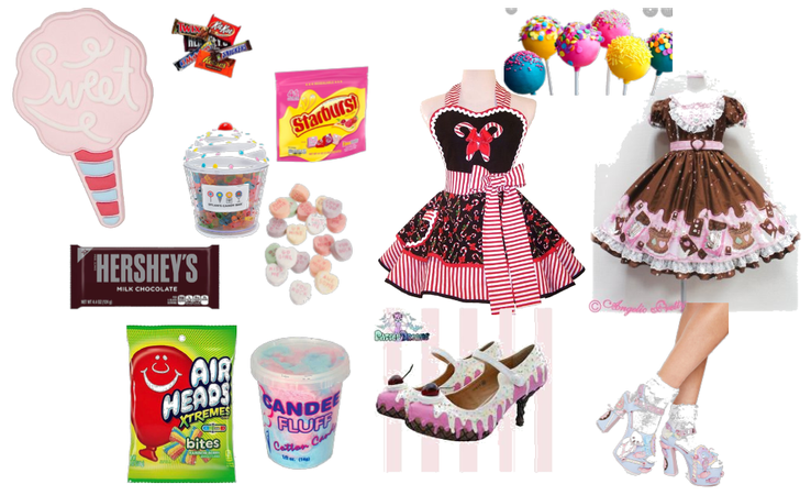 fit for my babe candy