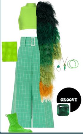 Groovy Emerald