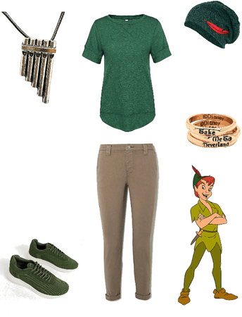 Peter Pan Disneybound