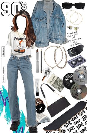 90s graphic t