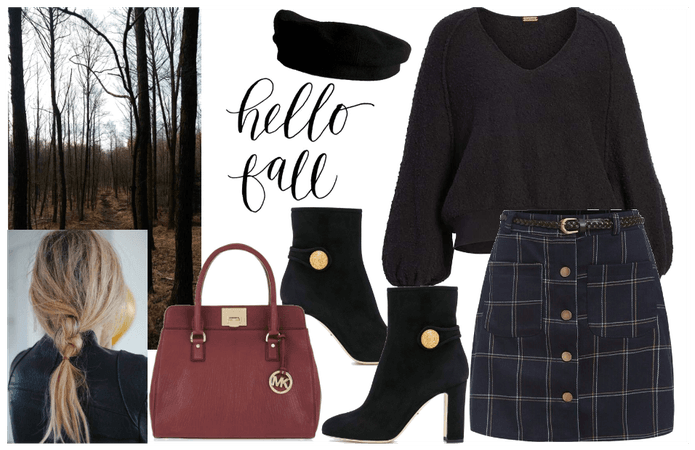 Fall Fashion Look