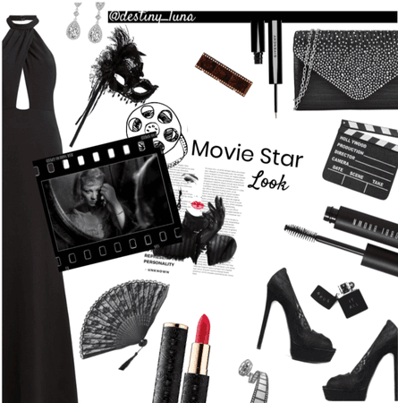 The Movie Star Look