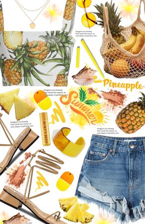 pineapple sun