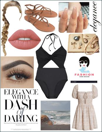 Elegant Swimsuit
