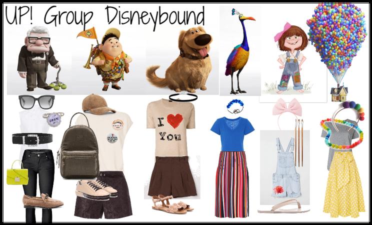 UP! Group Disneybound