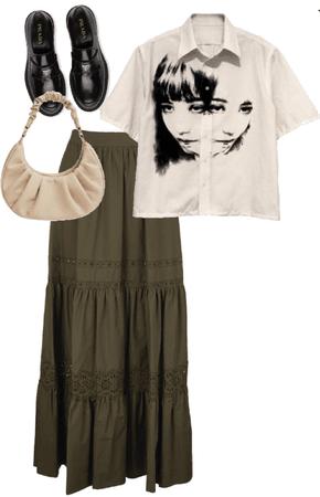 bookshop outfit