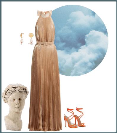Ancient Goddess. Venus