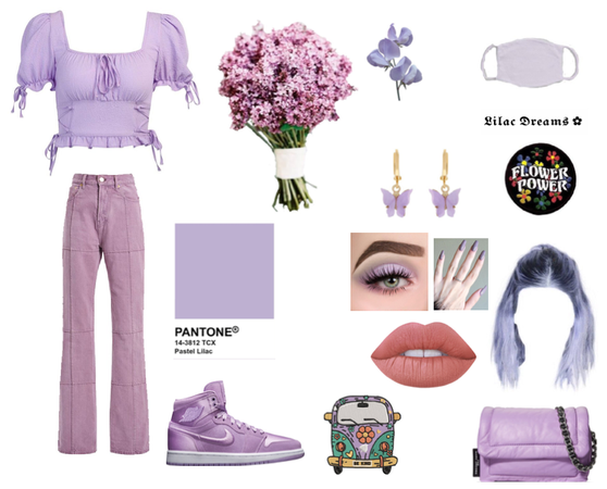 Flower Power - Lilacs