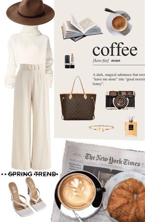 coffee story☕️