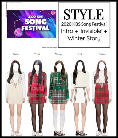 STYLE 2020 KBS Song Festival