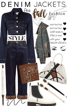 Fall Trend: Denim Jacket