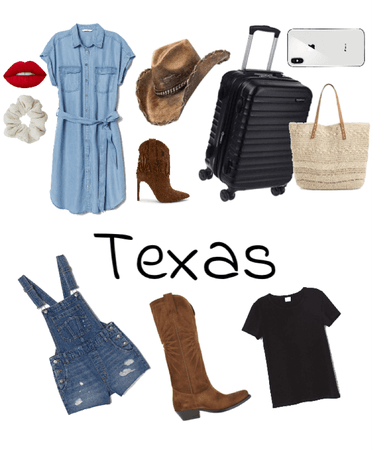 Traveling to Texas
