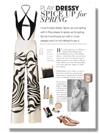 Dress up for spring